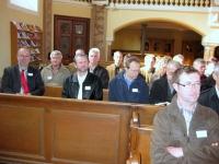 Messe in der Kirche in Neumarkt