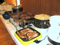 Mittagsbuffet vom Schlossbauer