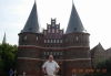 2009 08 08 Lübeck Holstentor Unesco