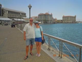 Hafen von Port Luis