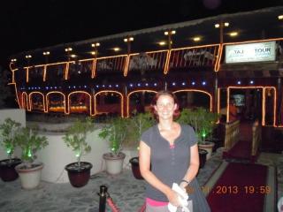 Abendliche Dohwfahrt auf dem Dubai Creek