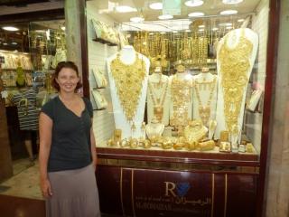 Besuch des Goldsouk
