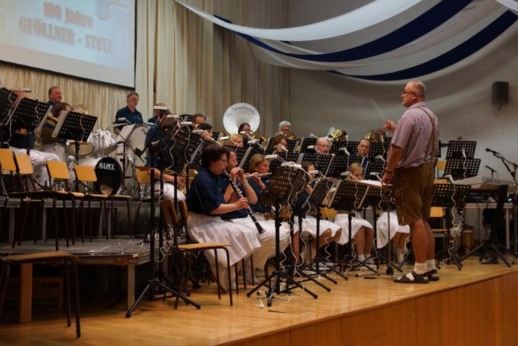 Spielmannsgruss mit neuem Dirigenten