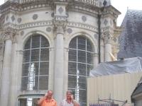 2006 Tours Frankreich WM  Hier wird nicht telefoniert sondern gehorcht