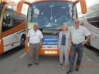 2013 11 29 Reiseleiterin Nora Busfahrer Naftalie