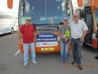2013 11 29 Reiseleiter Raanan Busfahrer Moti