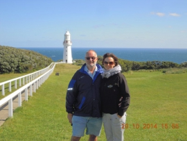 2014 10 20 Great Ocean Road Cape Otway Leuchtturm