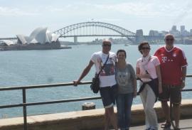 2014 10 24 Sydney Oper und Harbour Bridge