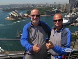 2014 10 26 Sydney Harbour Bridge Climb