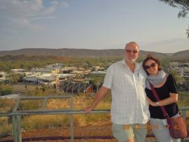 2014 10 28 Alice Springs von oben