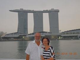 2014 11 05 Singapur Marina Bay Sands Hotel
