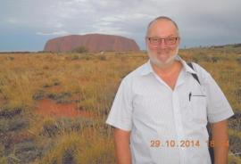 Australien Nationalpark Uluru