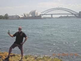 2014 10 24 Australien Sydney Harbour Bridge