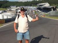 Die Formel I ist zurück in Österreich und wir sind dabei