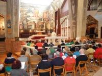 Nazareth Verkündigungskirche Heilige Messe