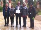 2014 Reiseleiterteam Grüsse an Sieber Maria mittels E-Postkarte