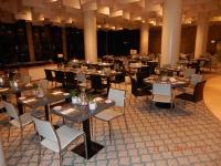 Restaurant Pavilio im Hotel Dan Jerusalem