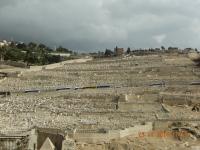 Größter jüdischer Friedhof am Ölberg