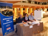 Reiseweltbüro im Hotel Dan Jerusalem