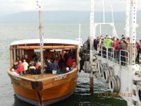 Bootsfahrt am See Genezareth