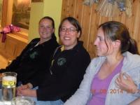 Abendliche Stimmung beim Heckawirt in Ebensee-Langwies