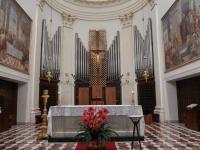 Pfingstsonntag in der kathedrale von abano therme