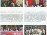 Bericht im FC Bayern-Magazin Seite 2