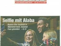 Zeitungsbericht Heute Deckblatt