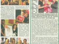 Zeitungsbericht Landl