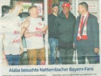 Zeitungsbericht OÖ Nachrichten