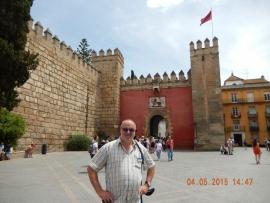 04 05 Alcazar Königliches Schloss in Sevilla - Unesco