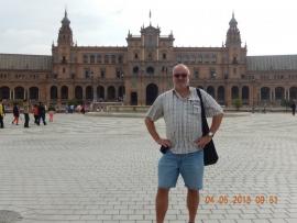 2015 05 04 Sevilla Spanischer Platz