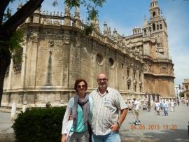 04 05 Kathedrale von Sevilla