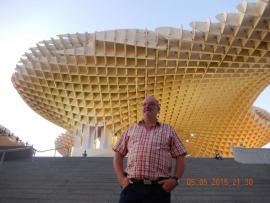 05 05 Metropol Parasol in Sevilla