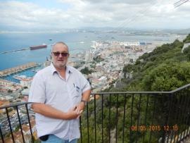 08 05 Gibraltar von oben