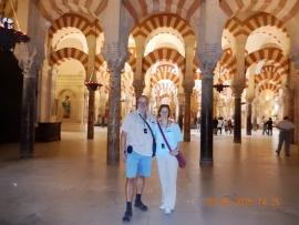 09 05 Wunderschöner Anblick in der Kathedrale Moschee