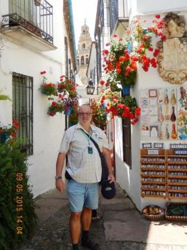 09 05 Berühmte Blumengasse von Cordoba
