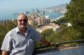 10 05 Malaga von oben