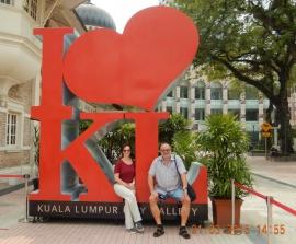 21 03 Kuala Lumpur Informationscenter