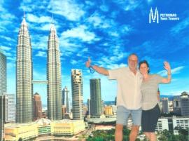 22 03 Kuala Lumpur Petronas Twin Towers