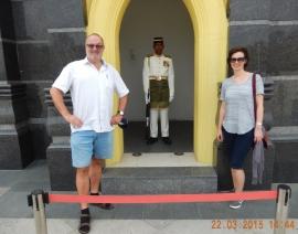 22 03 Kuala Lumpur Besuch Königspalast