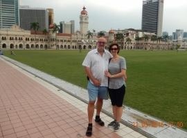 22 03 Kuala Lumpur Unabhängigkeitsplatz