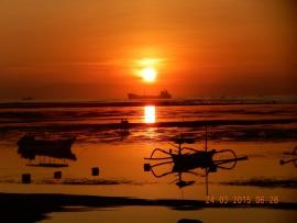 24 03 Perfekter Sonnenaufgang
