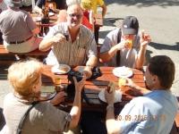 2015 09 30 Njegusi Schinken und Weinverkostung