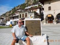 2015 10 02 Berat Stadtteil Mangalem Unesco Weltkulturerbe