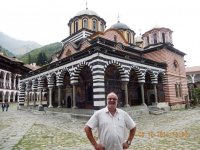 2015 10 05 Bulgarien Kloster Rila