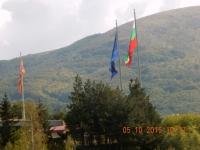 2015 10 05 Grenze Mazedonien Bulgarien