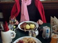 Abendessen im Alt-Berliner Biersalon
