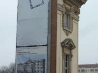 Fassadenmuster des neuen Stadtschloss Berlin