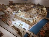 Modell des neuen Stadtschloss Berlin